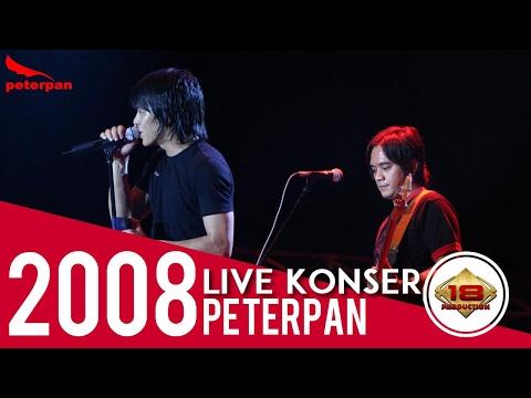 Peterpan - Topeng  (Live Konser Medan 4 Mei 2008)
