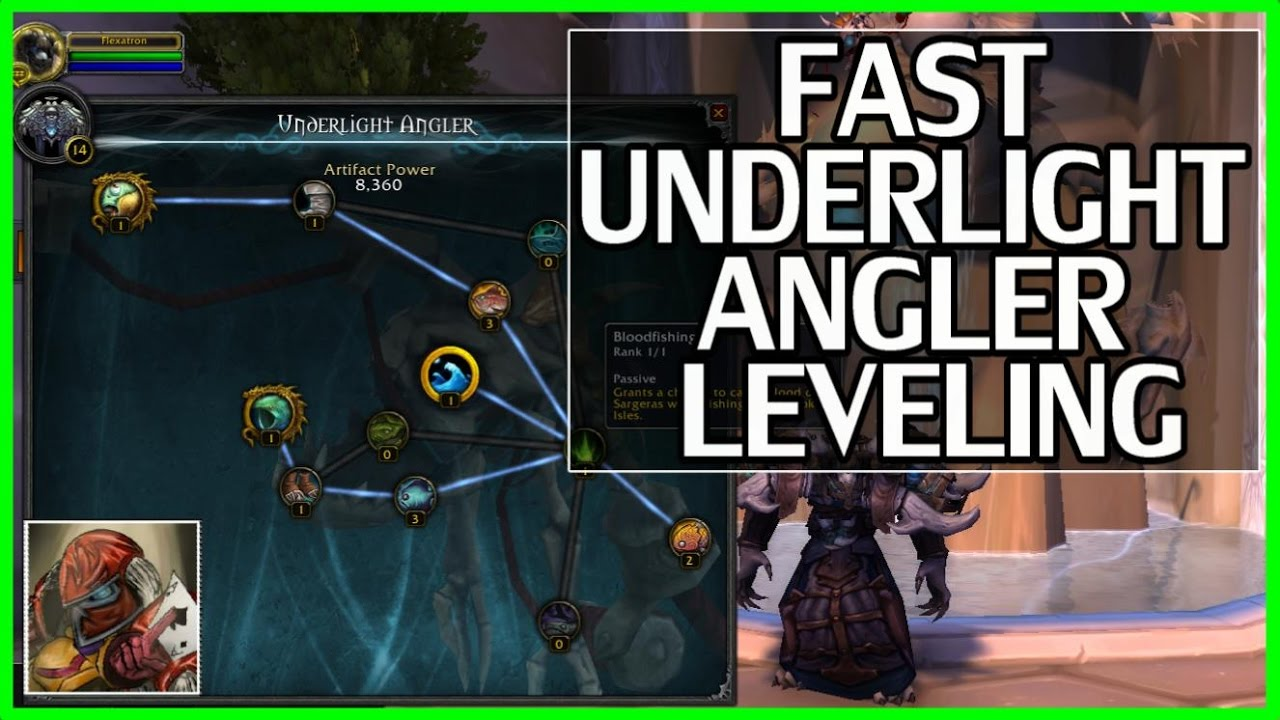 wow legion how to get quick artifact power