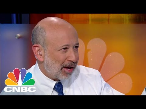 Goldman Sachs CEO: Time to Break Up Big Banks | CNBC