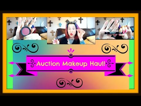 Make Up Gal Sales USA Auction Haul!!
