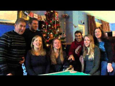 Happy Christmas Sarah in Uruguay