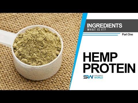 Health Benefits of Hemp Protein
