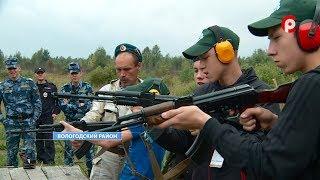 Вологодские подростки участвуют в проекте Неделя в армии