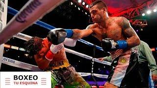 "Combate del año 2014. Lucas ""La Máquina"" Matthysse vs John  Molina / VIDEO - KO - COMBATE DEL AÑO"