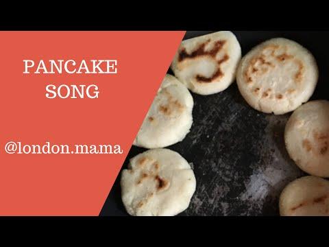 Pancake Song Shrove Tuesday Song