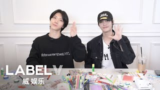 [WayV-ariety] Make the Calendar with TMI | TEN X YANGYANG's Enjoy The Challenge! Ep.4