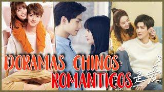 5 DORAMAS CHINOS ROMANTICOS QUE DEBES VER  DramasC