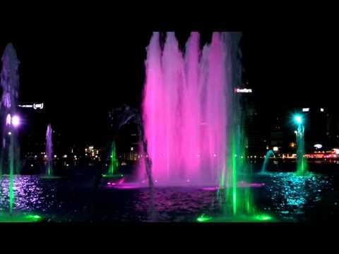 Friendship Fountain - Jacksonville FL