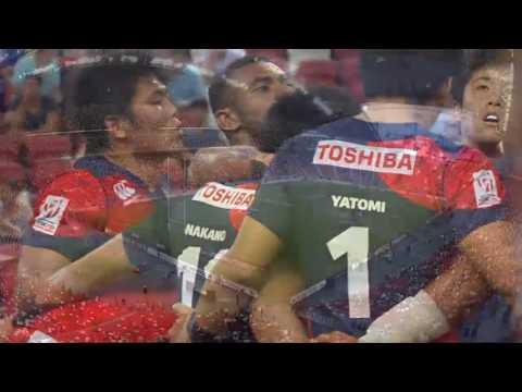 (HD) Singapore 7s | France v Japan | Pool B | Full Match Highlights | Rugby Sevens