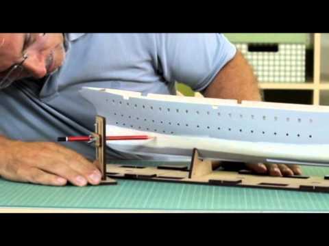видео: Сборка модели яхты «Штандарт» (ДеАгостини)
