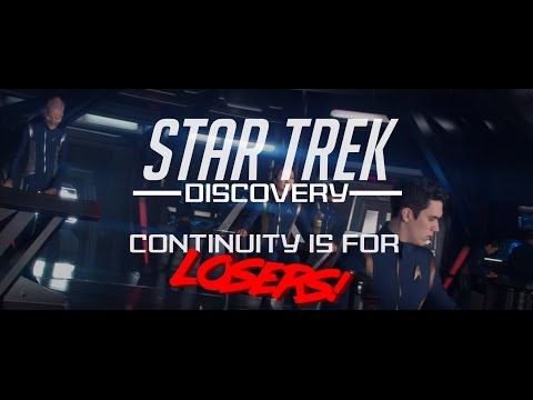 Thumbnail: Star Trek Discovery - Continuity, Timeline, and alteration errors...nothing makes sense!