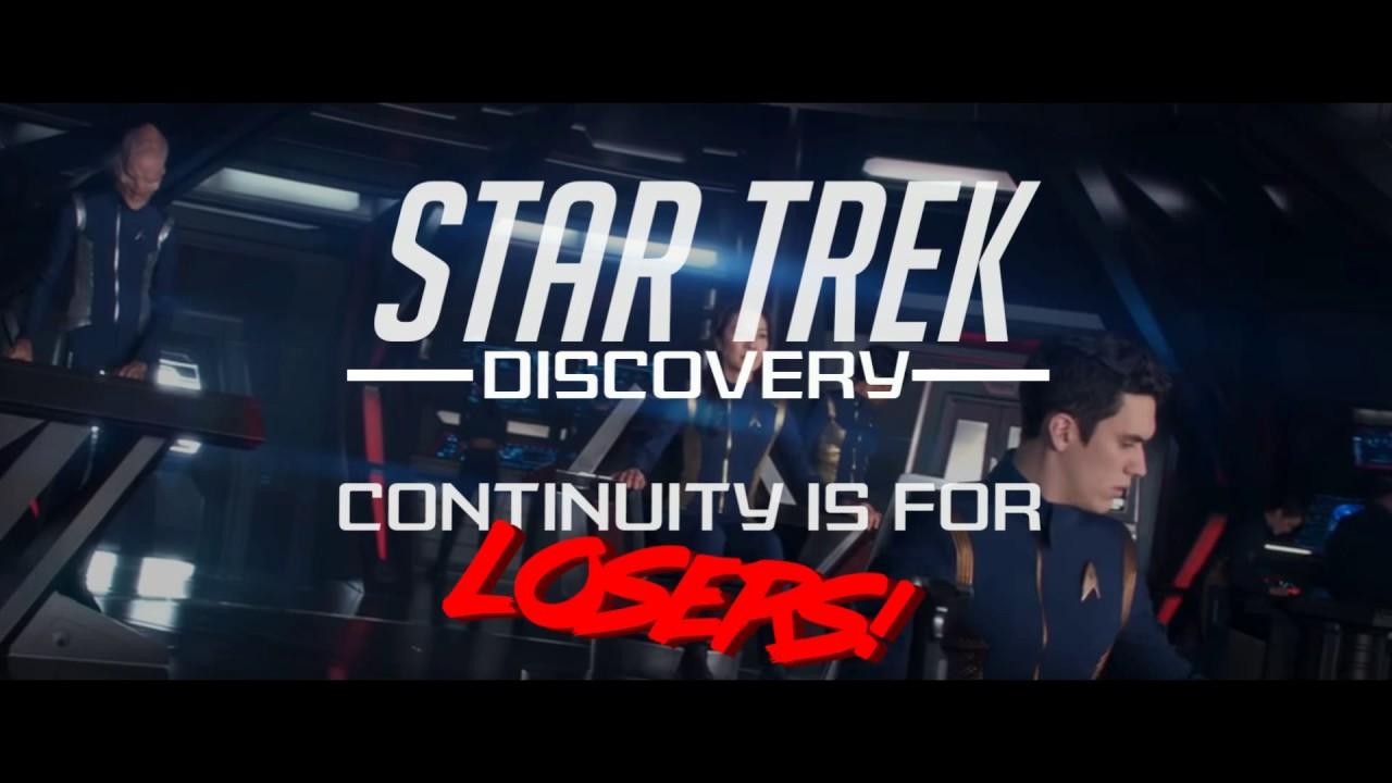 Star Trek Discovery Timeline