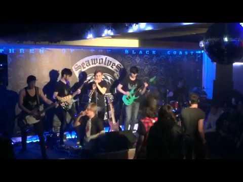Awake The Demons - Light and Powder - Live - Seawolves Club House