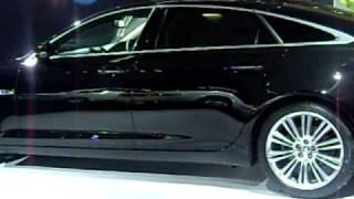 Tata Jaguar XJ-L @ Delhi Auto Expo 2010