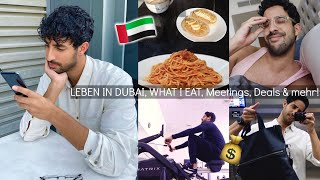 MEINE TAGES-ROUTINE in DUBAI: WHAT I EAT, Alleine Leben, WORKOUT & mehr! *ehrlich*   Sami Slimani