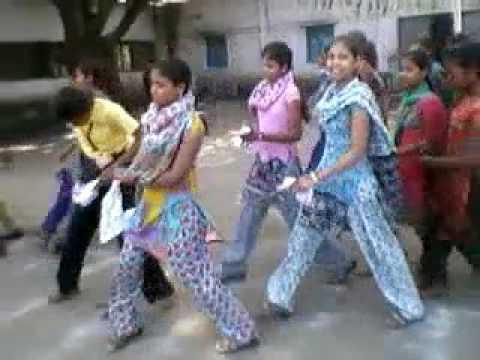 Adivasi Timali Dance Best School Adivasi Dance 2016 Alirajpur Jhabua