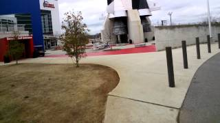 Google Glass Video of the U.S. Space & Rocket Center