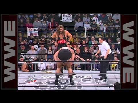 Big Show vs. Kevin Nash - Souled Out 1998