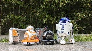 [pick] Sphero Star Wars Droid R2-D2 / BB-8 / BB-9E 스피로 스타워즈 드로이드