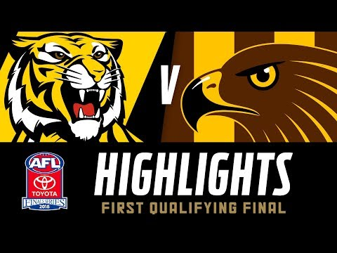 Richmond v Hawthorn Match Highlights | Qualifying Finals, 2018 | AFL
