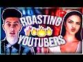 Roasting Youtubers Ft. Sam Pepper, Kristen Hancher, & more (DISS TRACK)