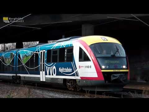 Der Städtebahn Sachsen VVO-Werbezug und sein Zugpersonal lassen grüßen!