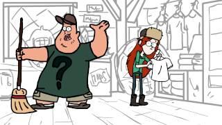Gravity Falls / SOOS ATE PANTS