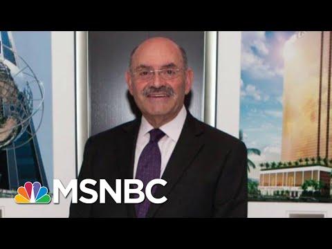 House Will Call Donald Trump Organization Executive Allen Weisselberg To Testify | Hardball | MSNBC