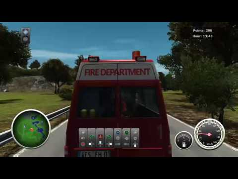 New Xbox 1 Game Firefighter Simulator Youtube