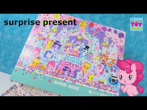 My Little Pony Series 3 Wedding Bash Cutie Mark Crew Blind Bag Opening | PSToyReviews