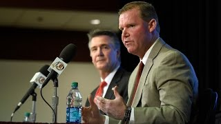 Redskins General Manager Scot McCloughan Press Conference: 4/27/15