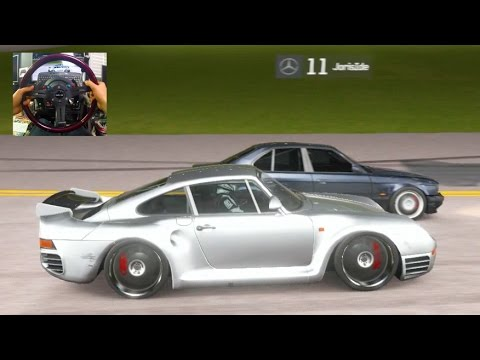 Forza 6 GoPro Test Your Luck ONLINE Public Racing - A Class Chaos