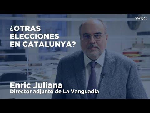 ¿Otras elecciones en Catalunya? | Enric Juliana