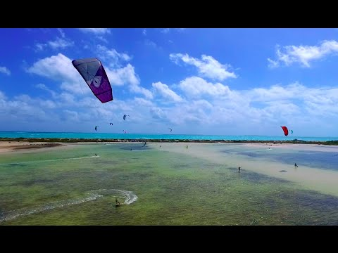 Amazing Kitesurfing Trip to Isla Blanca with Kiteforce