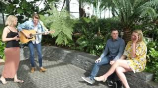 Romantic Surprise Proposal In Sky Garden, London!