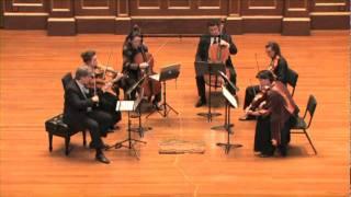Brahms Sextet in G Major, Op. 36, IV. Poco allegro