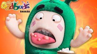 100 Episode Khusus   Kartun Lucu Untuk Anak   The Oddbods Show