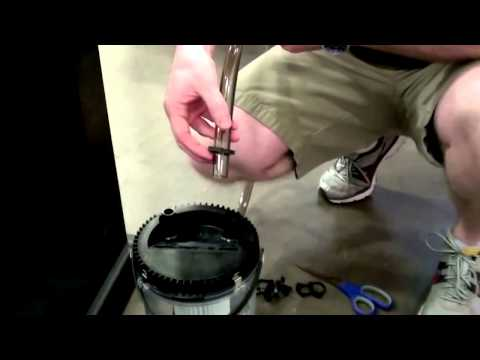 Marineland - Marineland Magnum 350 Filter Set Up And Install Guide | Big Al's