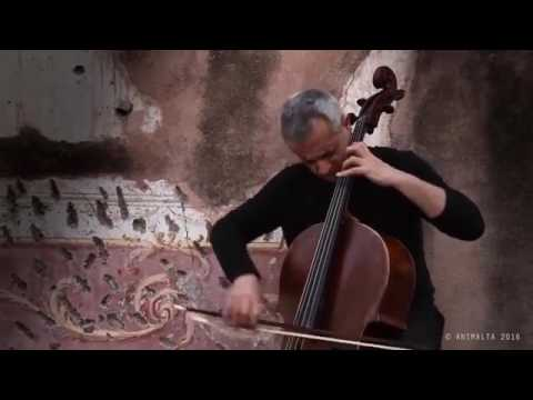 """Giovanni Sollima, """"Caprice de Chaconne"""" by Francesco Corbetta"""