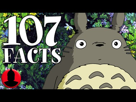 107 My Neighbor Totoro Facts - (ToonedUp #182) | ChannelFrederator