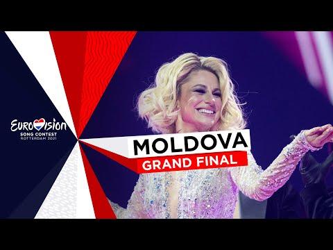 Natalia Gordienko - SUGAR - LIVE - Moldova ?? - Grand Final - Eurovision 2021