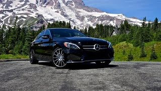 2015 Mercedes-Benz C300 4MATIC Car Review