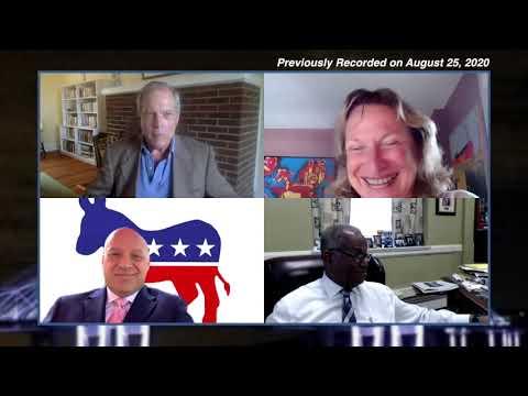 Indy Talks Ep 21 - Westchester Dem Chair Candidates - Aug 2020