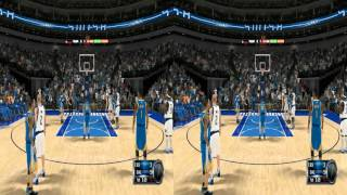 Stream Theater! NBA 2k12 PC has native 3D support!