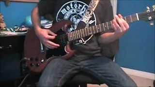 Slayer- Crionics Guitar cover