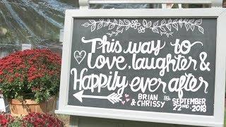 ChrissyMarysBrian Wedding Highlight