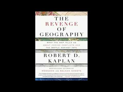 ACU 1047 The Revenge of Geography by Robert D. Kaplan