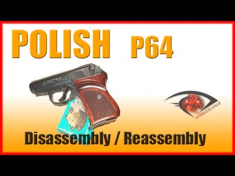 P64 disassembly/reassembly