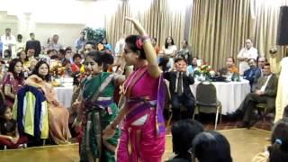 Aey Ganpat Dance performance