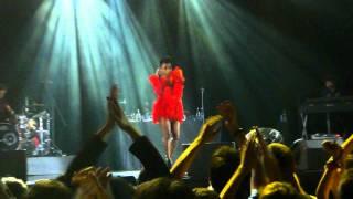 Morcheeba SKYE ROCKS Arena Moscow 19 10 11